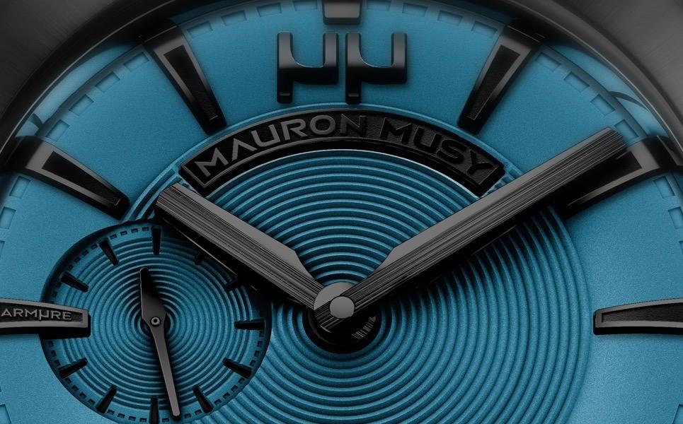 Mauron Musy - Cadran