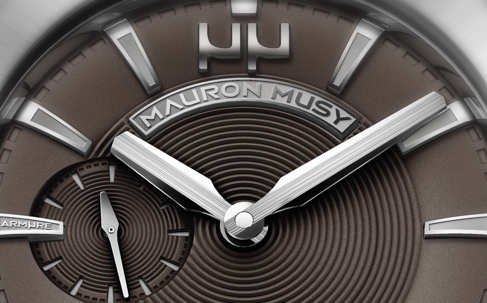 Mauron Musy - Dial