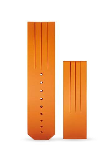 Mauron Musy - Orange rubber